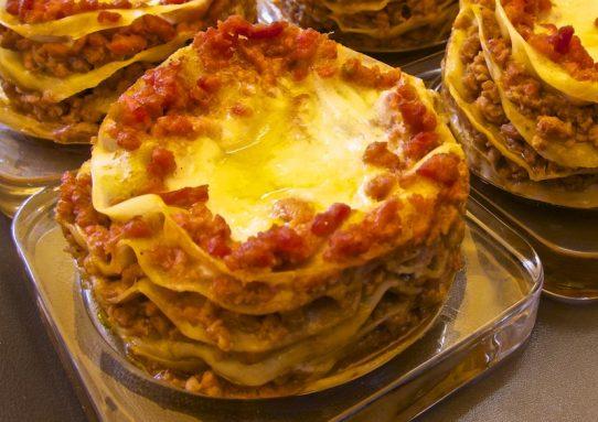 Le lasagne da pic-nic