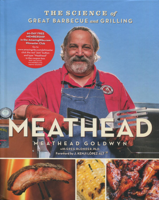 Meathead - The Science of Great Barbecue and Grilling