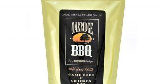 Oakridge Game Bird & Chicken Rub