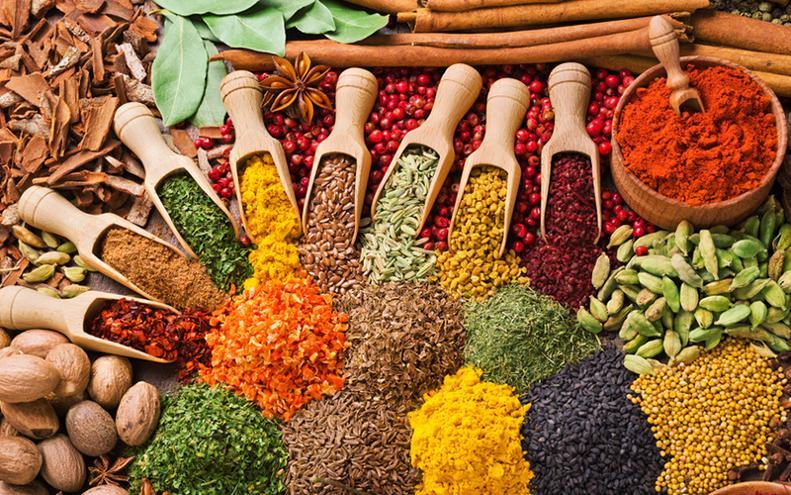 Spezie ed erbe aromatiche – Parte I
